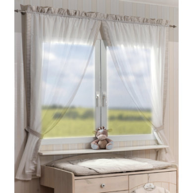 Be Be s Collection Gardiner Big Willi beige 100 x 240 cm