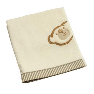 Be Be 's Collection Handdoek Big Willi beige 70 x 120 cm