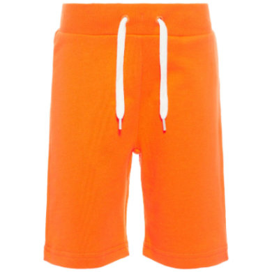 name it Boys Shorts Vermond shocking orange Gr.Babymode (6 24 Monate) Jungen