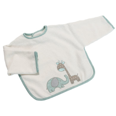 Be Bes Collection Sleeve Bib se suchým zipem  Mila máta
