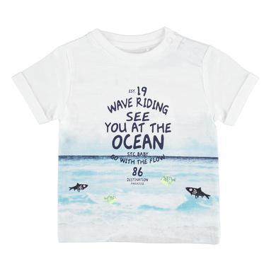 Staccato Boys T-Shirt weiß Gr.Babymode (6 24 Monate) Jungen