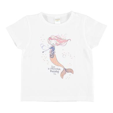 Minigirlwaeschenachtwaesche - Staccato Girls Schlafanzug weiß – Gr.Kindermode (2 – 6 Jahre) – Mädchen - Onlineshop Babymarkt