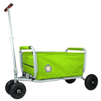 BEACHTREKKER Bollerwagen - Faltbarer Bollerwagen LiFe, grün