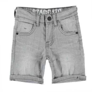 Miniboyhosen - STACCATO Boys Jeansbermuda light grey - Onlineshop Babymarkt