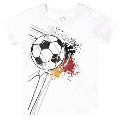Staccato Boyls T-Shirt weiß - schwarz - Gr.92/98 - Jungen