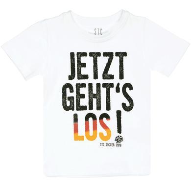 Staccato Boyls T-Shirt weiß - Gr.104/110 - Jungen