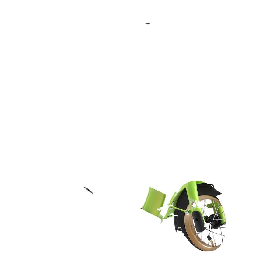 bikestar Premium Kinderroller 10 Brilliant Grün