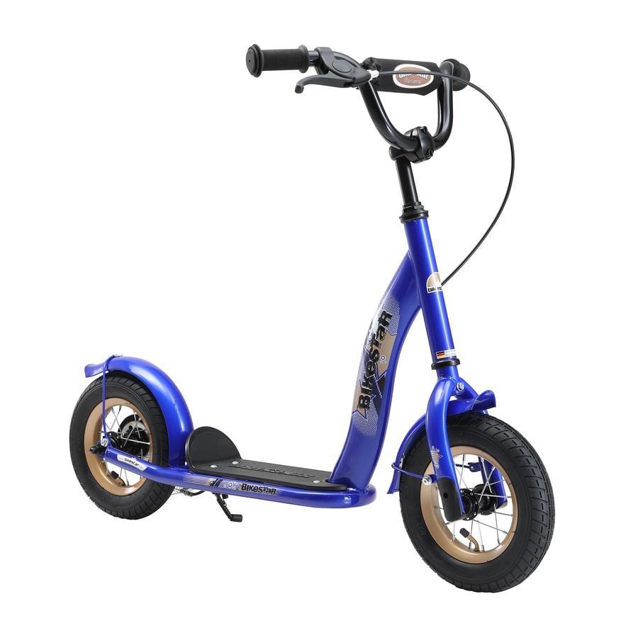 bikestar Premium Kinderroller 10 Champion Blau