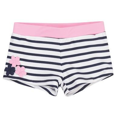 Steiff Girls Bikini Panty, gestreift blau Gr.Babymode (6 24 Monate) Mädchen