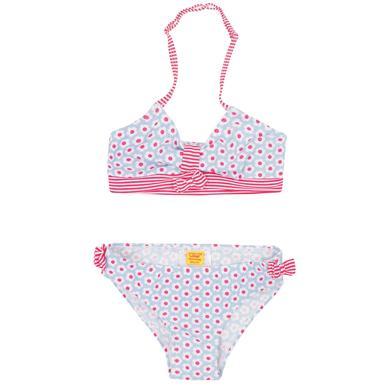 Minigirlbademode - Steiff Girls Bikini mit Blümchen - Onlineshop Babymarkt