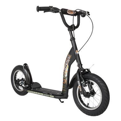 bikestar Kinderroller 12 Sport, schwarz