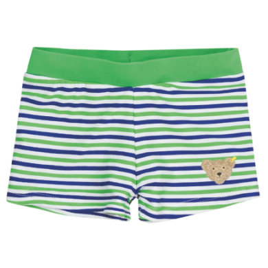 Steiff Boys Swimmshorts, grün gestreift Gr.Babymode (6 24 Monate) Jungen