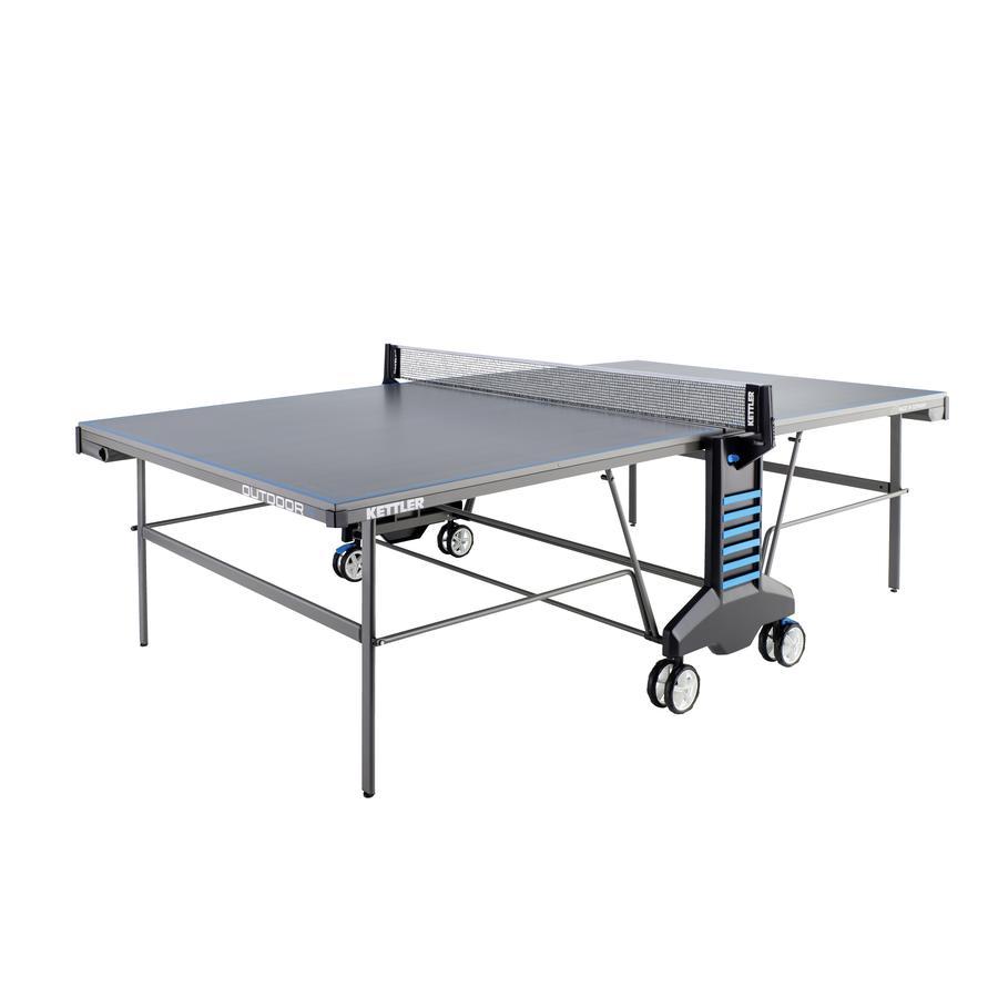 Tischtennisplatte OUTDOOR 4, grau/blau