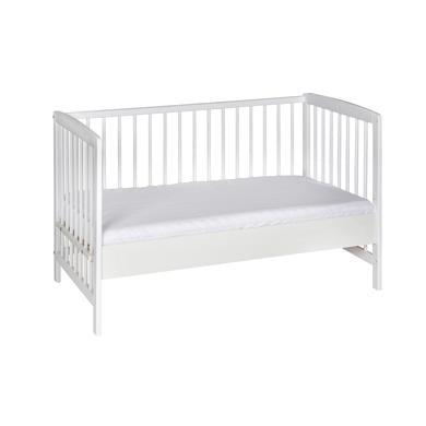 Kinderbetten - Schardt Beistellbett Micky weiß  - Onlineshop Babymarkt