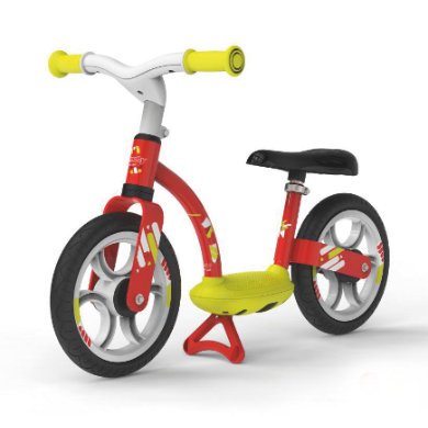 Laufrad - Smoby Laufrad Balance Bike Comfort, rot - Onlineshop