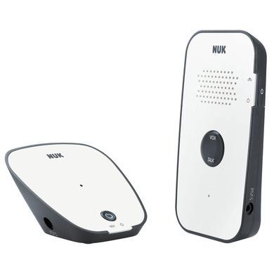 NUK Chůvička Eco Control Audio 500 - bílá