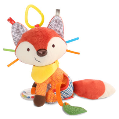 SKIP HOP Bandana Buddies Activity Hračky a plyšové hračky Fox