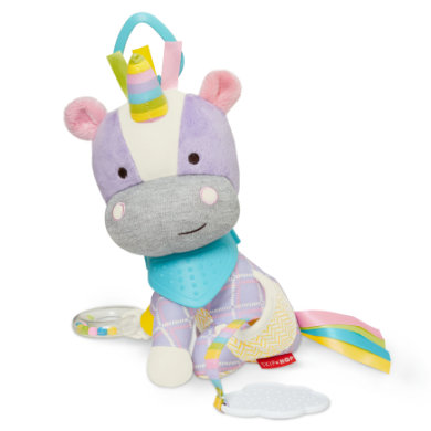 SKIP HOP Bandana Buddies Activity Hračky a ampule Plush Toy Unicorn