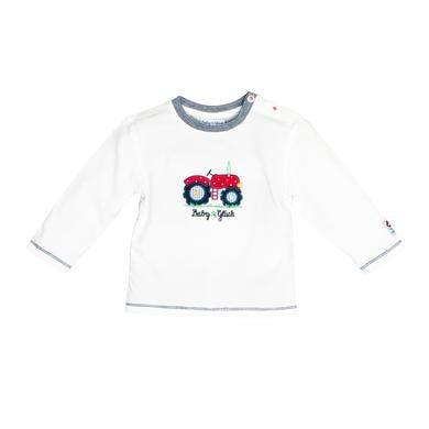 Babyoberteile - SALT AND PEPPER BabyGlück Langarmshirt off white - Onlineshop Babymarkt