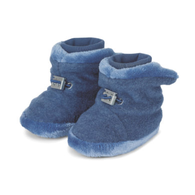 Babyschuhe - Sterntaler Baby–Schuh tintenblau melange - Onlineshop Babymarkt