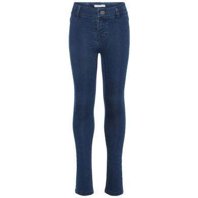 Minigirlhosen - name it Girls Jeans Polly Tera dark blue denim - Onlineshop Babymarkt