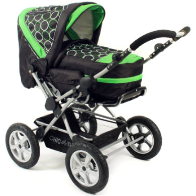 CHIC 4 BABY Kombi-Kinderwagen VIVA Orbit green ...