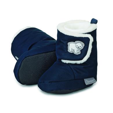 Babyschuhe - Sterntaler Baby–Schuh Weblabel Eisbär marine - Onlineshop Babymarkt