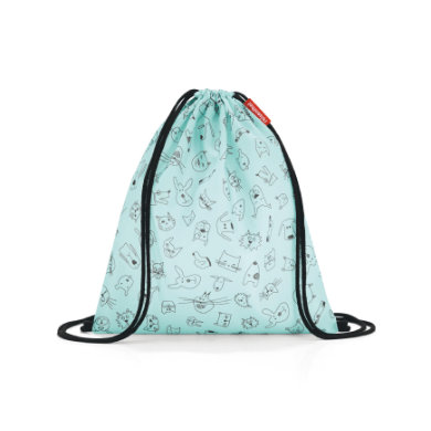 reisenthel ® mysac kids cats and dogs mint türkis