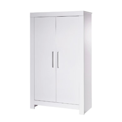 Schardt Wardrobe Nordic White 2-door