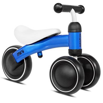 KaZAM® Laufrad Mini, blau weiß
