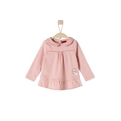 s.Oliver Girls Langarmshirt dusty pink rosa pink Gr.Babymode (6 24 Monate) Mädchen