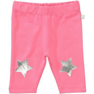STACCATO Girls Legíny lesklé růžové