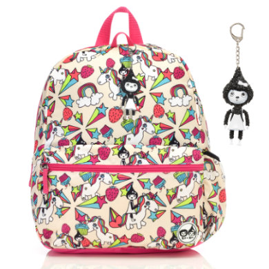Zip & Zoe Junior Backpack Unicorn