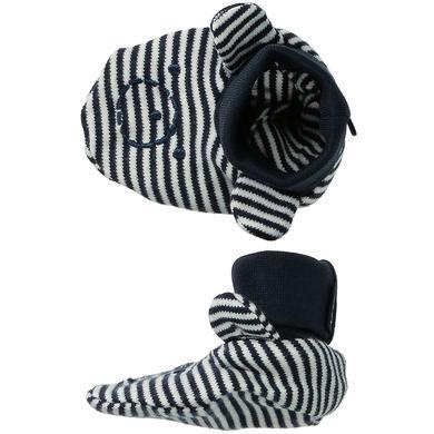 Staccato Boys Schuhe dark navy structure - blau - Gr.Newborn (0 - 6 Monate) - Jungen
