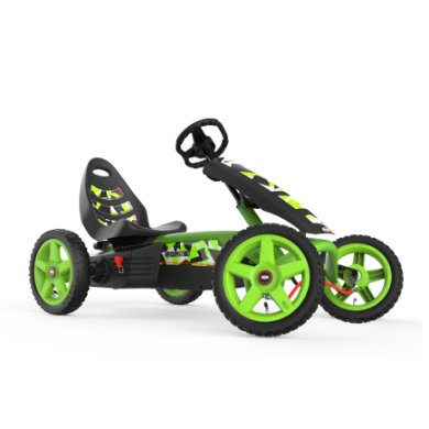 BERG Toys Pedal Go-Kart Rally Force