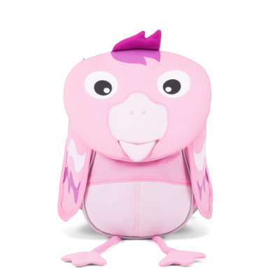 Affenzahn Kleine Freunde Kinderrucksack Finja Flamingo