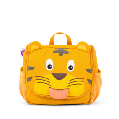 Affenzahn  Washbag Timmy Tiger - yellow - žlutá