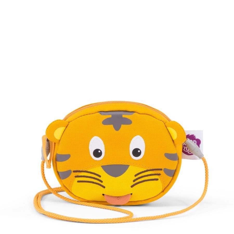 Affenzahn Porte-monnaie Timmy le tigre, jaune/brun