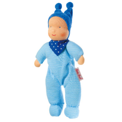 Käthe Kruse Baby Schatzi blau, 28 cm