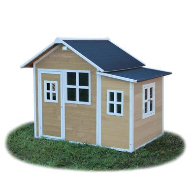 EXIT Dřevěný domeček Loft 150, natur