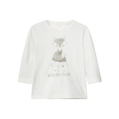 Babyoberteile - name it Langarmshirt Umla snow white - Onlineshop Babymarkt