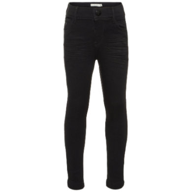 name it Girls Jeans Polly black schwarz Gr.Babymode (6 24 Monate) Mädchen