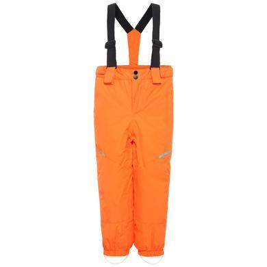name it Sněhové kalhoty Sníh šokuje orange