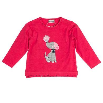 Salt and Pepper Girls Langarmshirt Mon Amie Rüschen paradise pink rosa pink Gr.Babymode (6 24 Monate) Mädchen