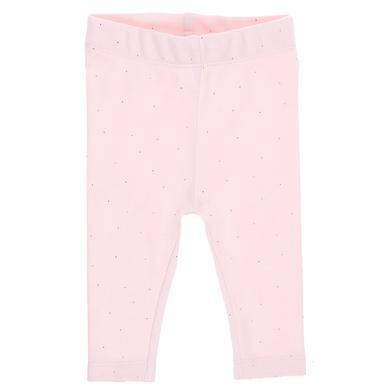 Feetje Leggings Uni Cookies rosa rosa pink Gr.Newborn (0 6 Monate) Mädchen
