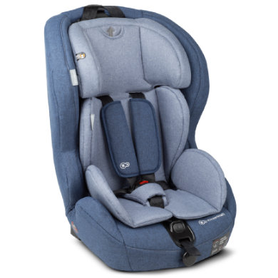 Kinderkraft Seggiolino auto Safety-Fix con Isofix navy