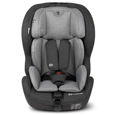 Autosedačka Kinderkraft Safety-Fix 2019 Black/grey