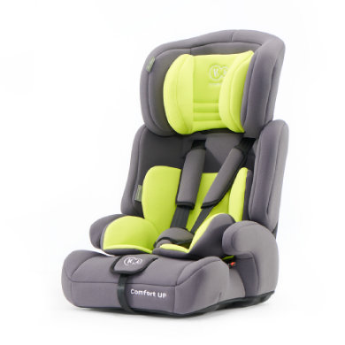 Kinderkraft Kindersitz Comfort Up lime - grün
