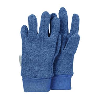 Miniboyaccessoires - Sterntaler Boys Fingerhandschuh Microfleece tintenblau - Onlineshop Babymarkt