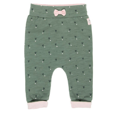 Feetje Sweathose Love Day Army gemustert grün Gr.Newborn (0 6 Monate) Mädchen